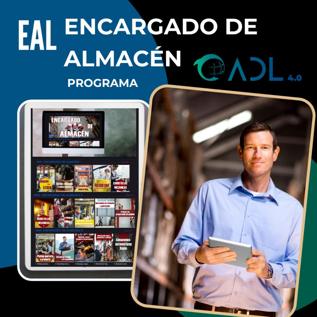 ENCARGADO DE ALMACEN