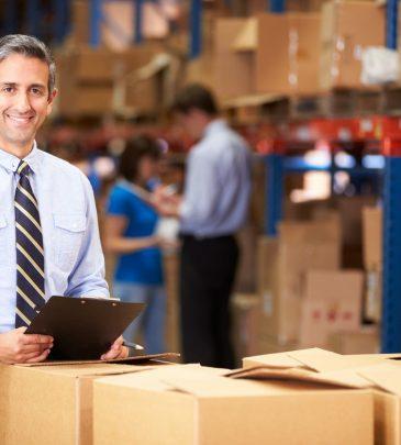 Mejora de los procesos en la gestión del almacén