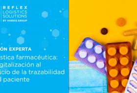 Logística farmacéutica: la digitalización al servicio de la trazabilidad y del paciente