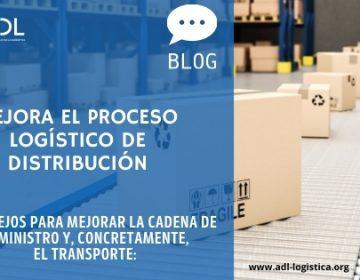 9 consejos para mejorar la cadena de suministro y, concretamente, el transporte