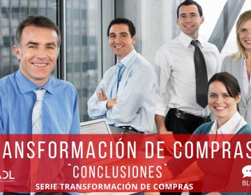 Transformación de Compras ¨conclusiones¨ (Art.14) : Serie Transformación de Compras