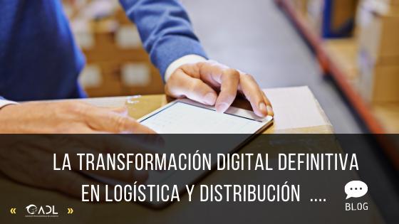 ¿La transformación digital definitiva en logística y distribución?