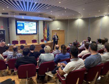 """Os dejamos unas fotos de la jornada que se celebró ayer 20 de junio en Castellón. """"INDUSTRIA 4.O. y Mejora Continua""""[:]"""