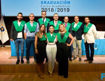ADL felicita a todos sus alumnos del Máster en Dirección Logística Profesional de ALICANTE por su graduación en Fundesem