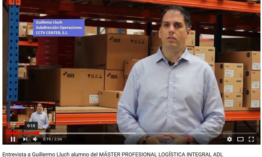 Entrevista a nuestro asociado Guillermo Lluch  CCTV CENTER, S.L. [:]