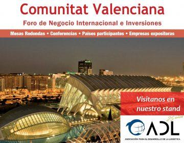 ADL estará en IMEX Foro de Negocio Internacional e Inversiones. 29 y 30 de junio en Valencia[:]