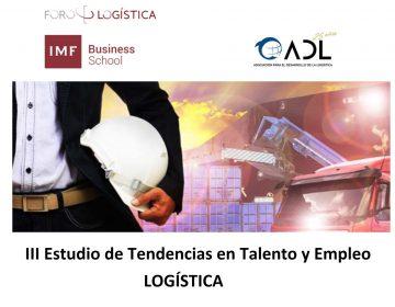 Estudio de tendencias en Empleo, Formación y Talento en sector de la Logística.[:]