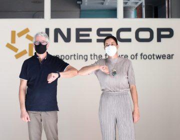 ADL Asociación para el Desarrollo de la Logística firma un convenio de colaboración con INESCOP Centro Tecnológico del Calzado