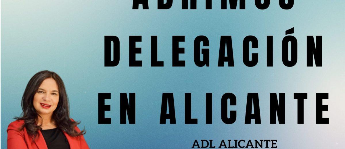 Abrimos nueva delegación en Alicante. ADL LOGÍSTICA