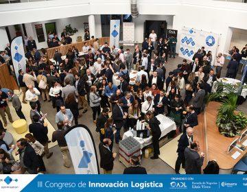 El Congreso de Innovación Logística de Valencia cierra su tercera edición con lleno absoluto: Más de 300 profesionales
