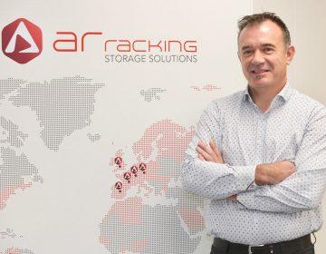 """Noticias de nuestros socios: """"Pablo Montes, director técnico de AR Racking, presidente del Grupo de Trabajo FEM Racking & Shelving, para las nuevas recomendaciones europeas para shuttle[:]"""