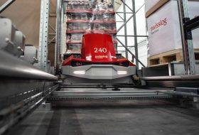 Nuestro socio Swisslog automatiza el nuevo almacén de Virto
