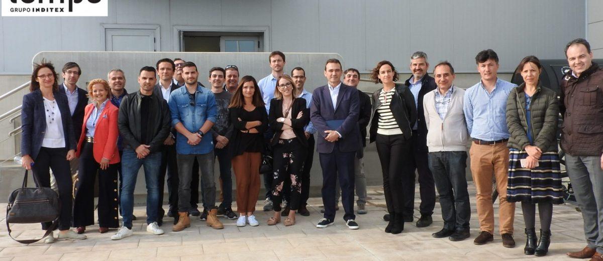 Los socios de ADL visitamos TEMPE del grupo INDITEX[:]