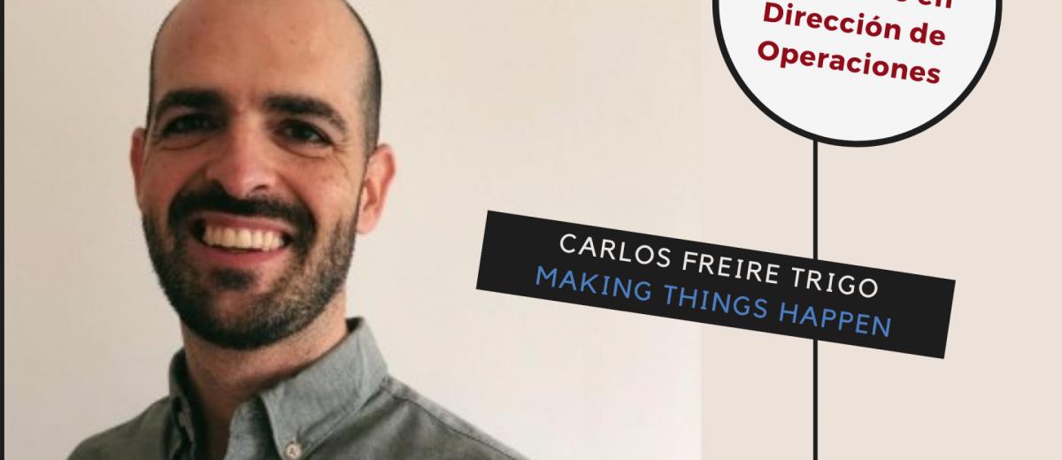 TESTIMONIO Carlos Freire Trigo 🔵 Alumni ADL