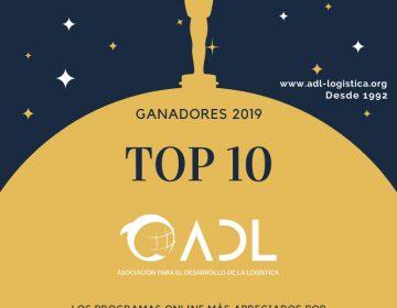 GANADORES 2019. Los TOP 10 online más exitosos