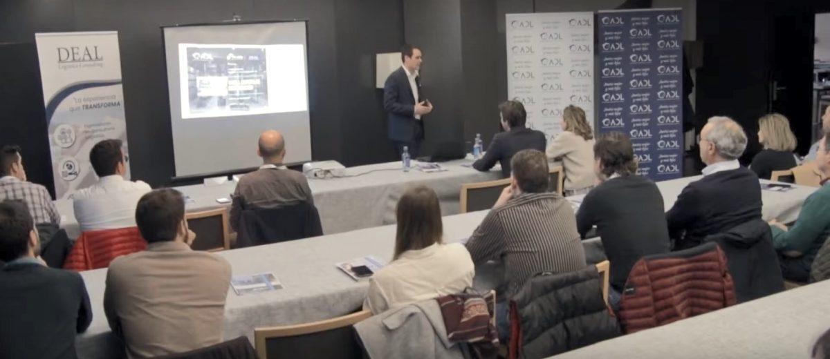 Modelo de externalización 4PL en la empresa MPL por Inside Logistics. Video presentación