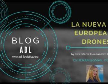 📡 Hoy en el BLOG de ADL ¿Qué es la nueva Ley Europea de DRONES? by Eva María Hernández[:]
