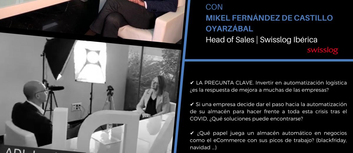 Entrevista a Mikel Fernández de Castillo Oyárzabal · Hoy hablamos de Automatización