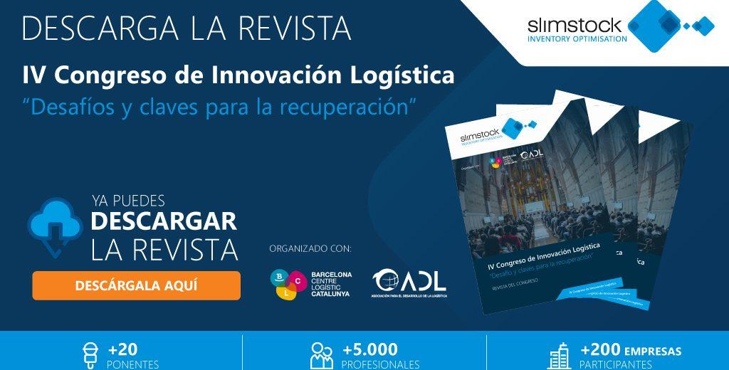 Disponible la Revista del Congreso, vídeo y ponencias   IV Congreso de Innovación Logística