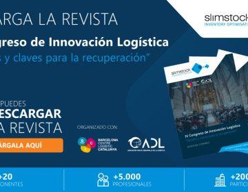Disponible la Revista del Congreso, vídeo y ponencias | IV Congreso de Innovación Logística
