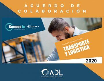 ADL firma un convenio de colaboración con el CAMPUS CÁMARA FP
