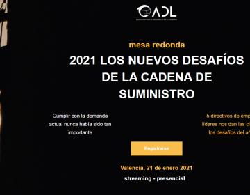 Mesa Redonda «2021 LOS NUEVOS DESAFÍOS DE LA CADENA DE SUMINISTRO»