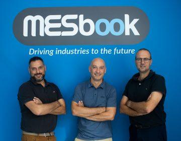 Nuestro socio MESbook, líderes en Industria 4.0, cierra ronda de  inversión para consolidar su expansión nacional