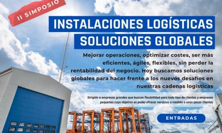 """II Simposio INSTALACIONES LOGÍSTICAS """"soluciones globales"""""""