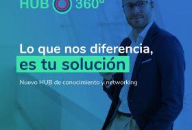 Nace HUB360º el primer y único espacio empresarial de conocimiento y networking para el mundo de las operaciones y de la logística