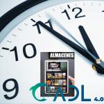 RELOJ ADL 4.0 ALMACENES