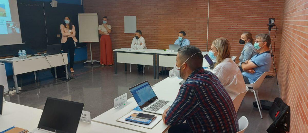 Inauguramos en Alicante la 4ª edición del Máster Profesional en Dirección Logística con un gran número de empresas