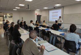 Este fin de semana hemos inaugurado la XX edición del Máster Profesional en Dirección Logística en Valencia